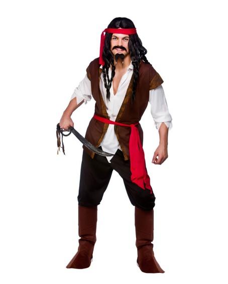 Piratkläder